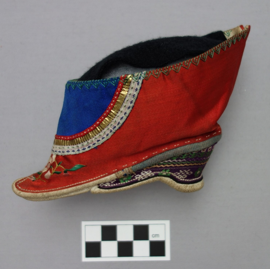 63bbee462 Chinese lotus shoes