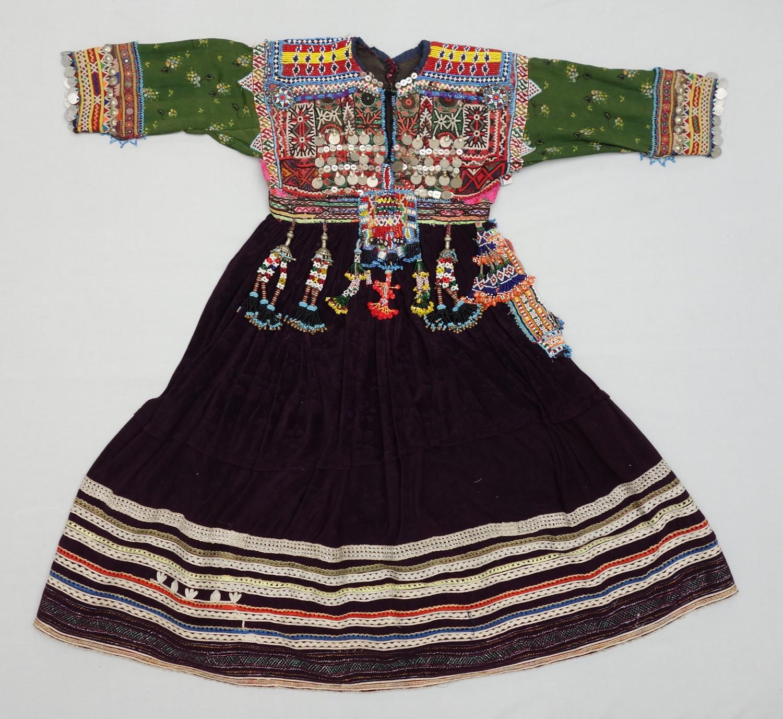 8 Pashtun Traditional Dress