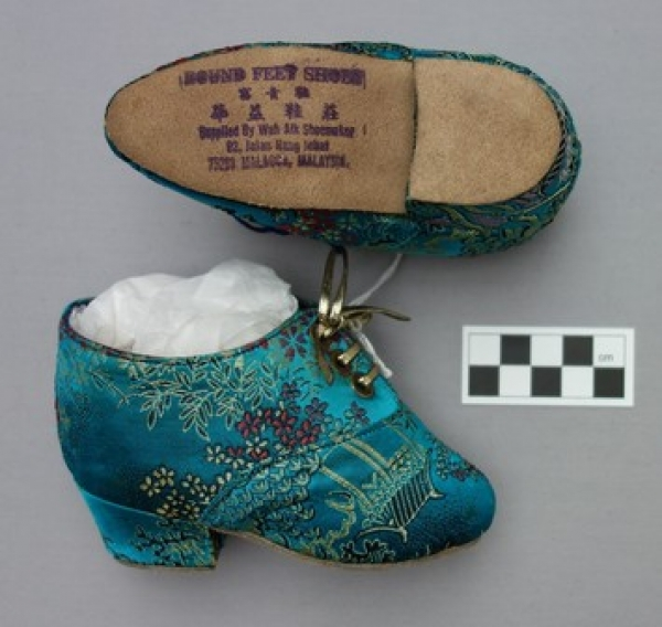 10. The End Of Foot Binding