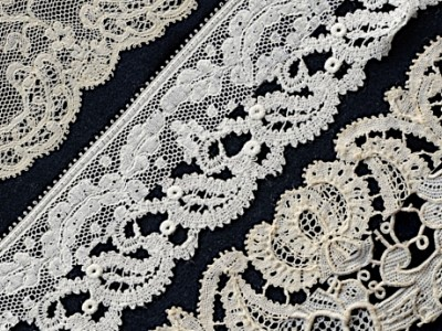 Lace Identification: 7 Examples