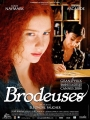 Poster for the film 'Brodeuses', 2004.