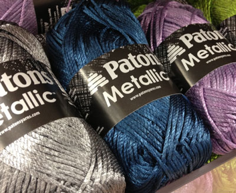 Modern Metallic Yarns