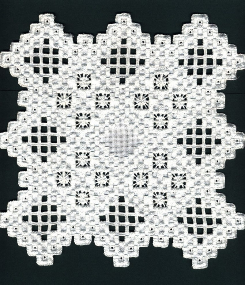 Hardanger Embroidery (Norway)