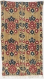 Moroccan door curtain, 150 x 85 cm, first half 20th century.