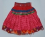 Embroidered skirt from among the Banjaras in Rajasthan, India, before 1918..