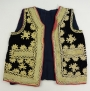Decorated waistcoat from Afghanistan, 1970s.
