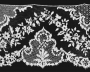 Example of Carrickmacross lace.