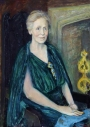 Rachel Kay-Suttleworth, 1886-1967, by Peter Brannan 1960