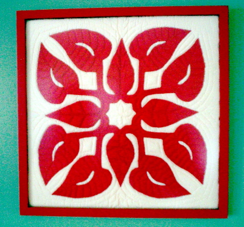 on by images brorby best in pinterest hawaii hawaiian annette otoole quilted bloom cathy quiltinspire x quilt quilts
