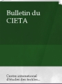 Cover of the Bulletin de CIETA.