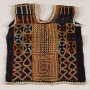 A Wodaabe embroidered woman's top.  Niger, late 20st century.