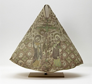 The Melk chasuble, England, c. AD 1300.