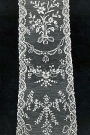 Piece of Alencon lace, mid-18th century.