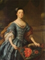Lady Jane Allgood (1721-1776).