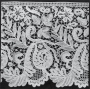 Example of 19th century Honiton lace.