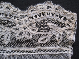 Example of Branscombe lace.