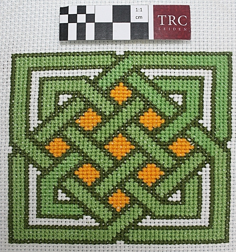 Celtic Cross Stitch Embroidery