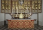 Altar frontal and superfrontal.