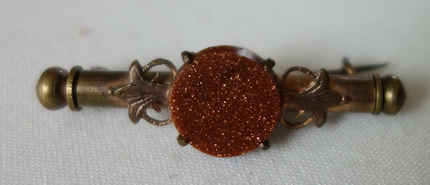 Nanny brooch, The Netherlands, early 20th century (TRC 2020.0945).